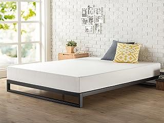 0e7921d47a Zinus Trisha 7 Inch Heavy Duty Low Profile Platforma Bed Frame / Mattress  Foundation / Box