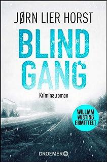 Blindgang: Kriminalroman / Ein Wisting-Roman