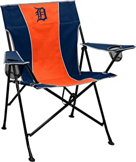 logobrands MLB Detroit Tigers ChairPregame Style, Team Colors, One Size