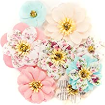 Prima Marketing Inc. 634575 Misty Rose Flowers, Multicolor