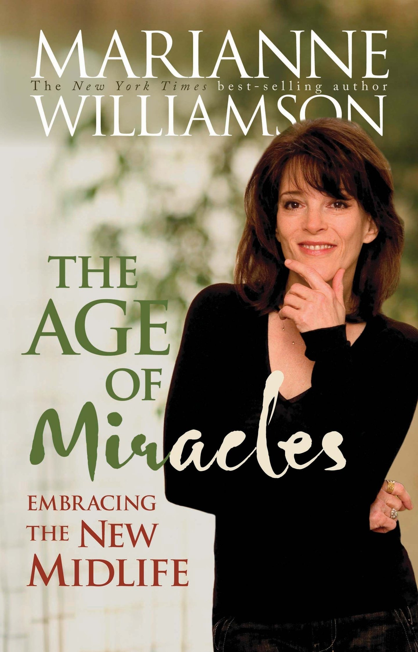 Image OfAge Of Miracles: Embracing The New Midlife