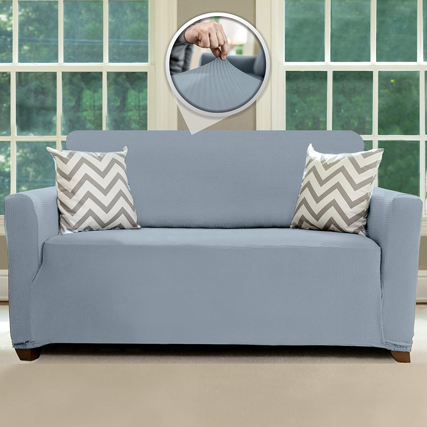 Sofa Shield Original Fitted 1 Col Slipcover Loveseat Japan Over item handling Maker New Piece Many