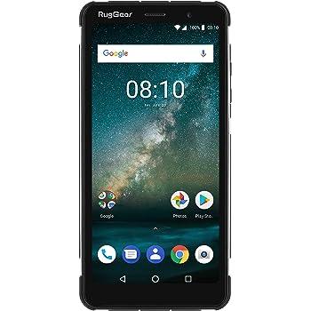 RugGear RG850 smartphone Android 8.1 delgado robusto a prueba de ...
