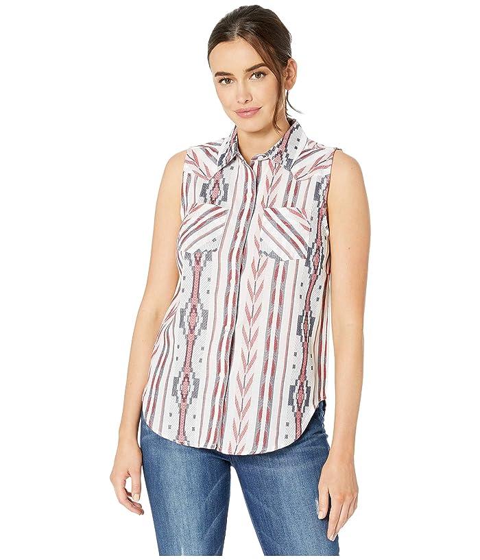 Ariat Aztec Stripe Shirt (Aztec Stripe) Women