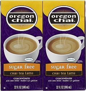 DaVinci Oregon Chai Concentrate, Sugar Free, 2 pk