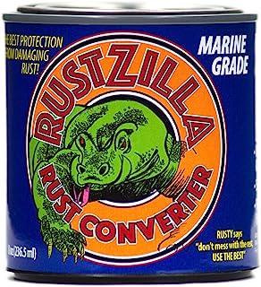 RUSTZILLA 856557004189 Marine Grade Rust Converter and Remov