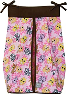 Trend Lab Diaper Stacker, Lola Fox and Friends (Discontinued by Manufacturer)