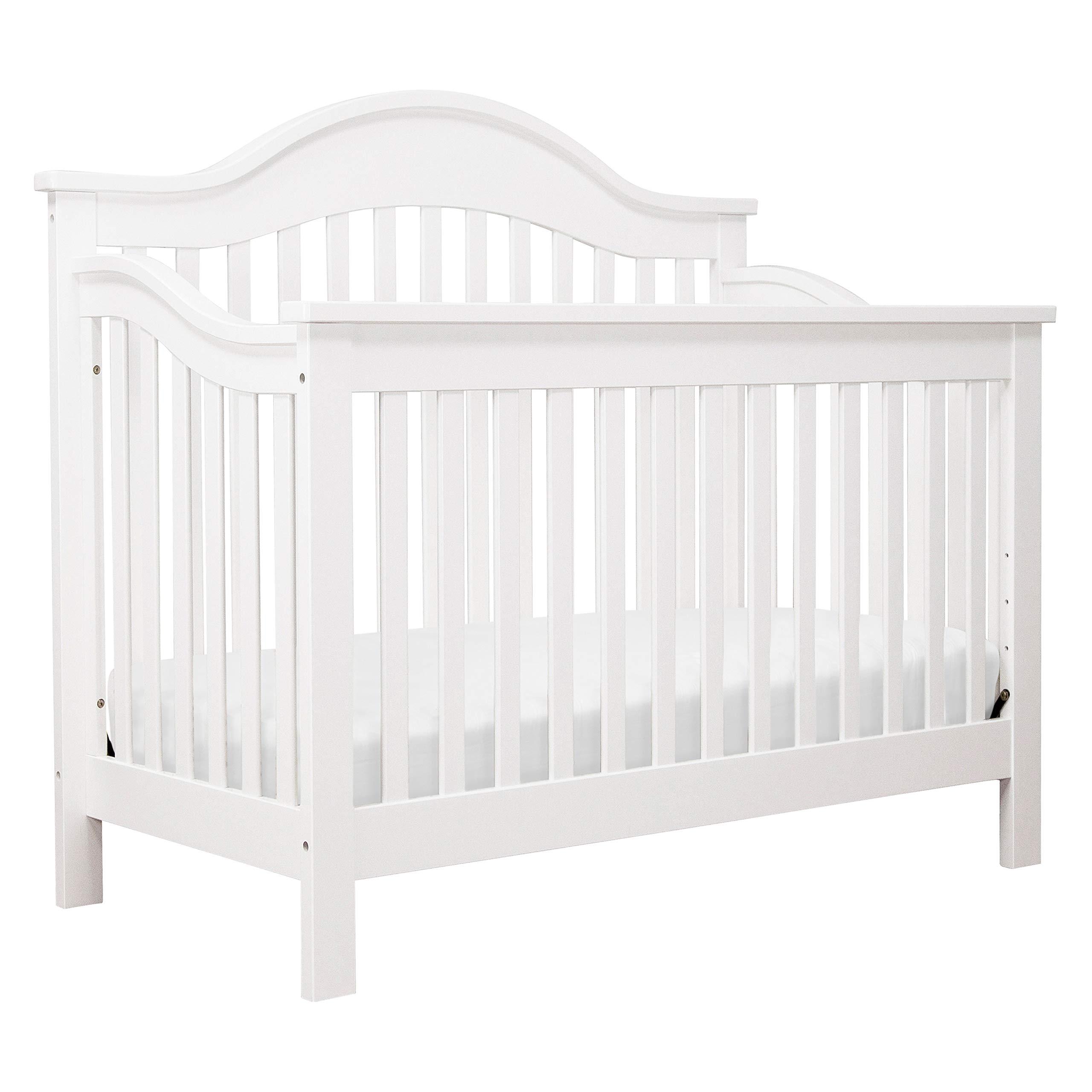 DaVinci Jayden Convertible Crib White