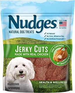 Sponsored Ad - Nudges Health and Wellness Chicken Jerky Dog Treats