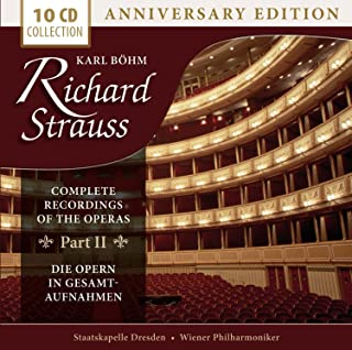 Strauss: Complete Recordings of the Operas, part 2
