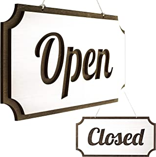 Best rustic open signs Reviews