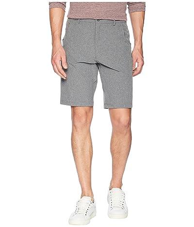 Straight Down Rebel Shorts (Charcoal) Men
