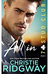ALL IN (7-Stud Club Book 1) Kindle Edition