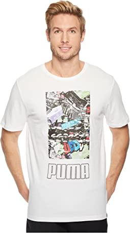 PUMA Photoprint Shoes Tee