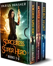 Sorceress Super Hero Series: Books 1-3 (Urban Fantasy Box Set)
