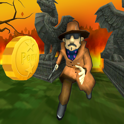 Detective Captain 3D (Rescue World Mission In Mysterious Forest Territory)