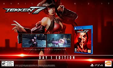 Tekken 7: Day One Edition - PlayStation 4 Day One Edition
