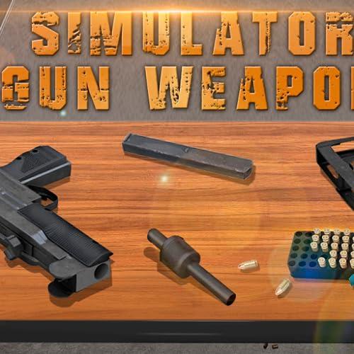 Simulator Gun Weapon