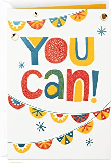 Hallmark Encouragement Card (You Can!)