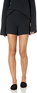 Women's Faith Pull-On Ribbed Sweater Short