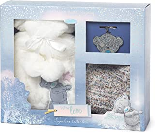 Me To You AGZ01052 Cosy Gift Set-Hot Water Bottle, Bed Socks and Keyring