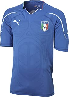 PUMA Italy Home Jersey 2010/12 - youth-152   YL