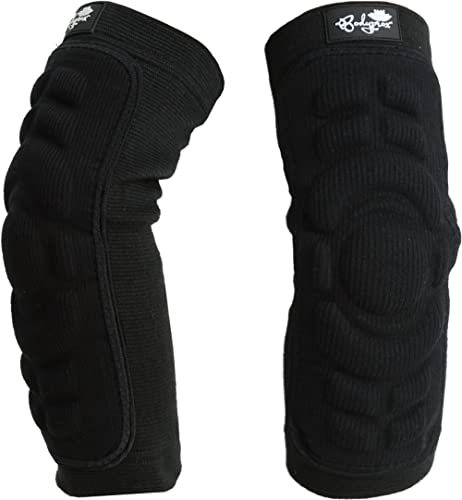 Bodyprox Elbow Protection Pads 1 Pair, Elbow Guard Sleeve