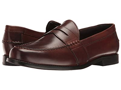 Nunn Bush Noah Beef Roll Penny Loafer (Brown) Men