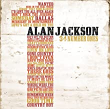 Best alan jackson number one hits Reviews