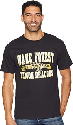 Wake Forest Demon Deacons Jersey Tee