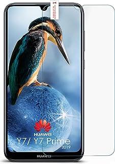 moex - Protector de Pantalla de Cristal para Huawei Y7 / Y7 Prime (2019)