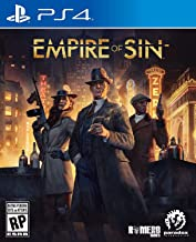 Empire of Sin - PS4 - PlayStation 4