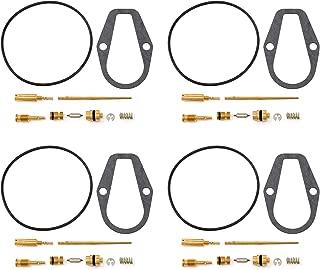 DP 0201-101 Carburetor Rebuild Repair Parts Kits (Set of 4) Fits Honda CB550