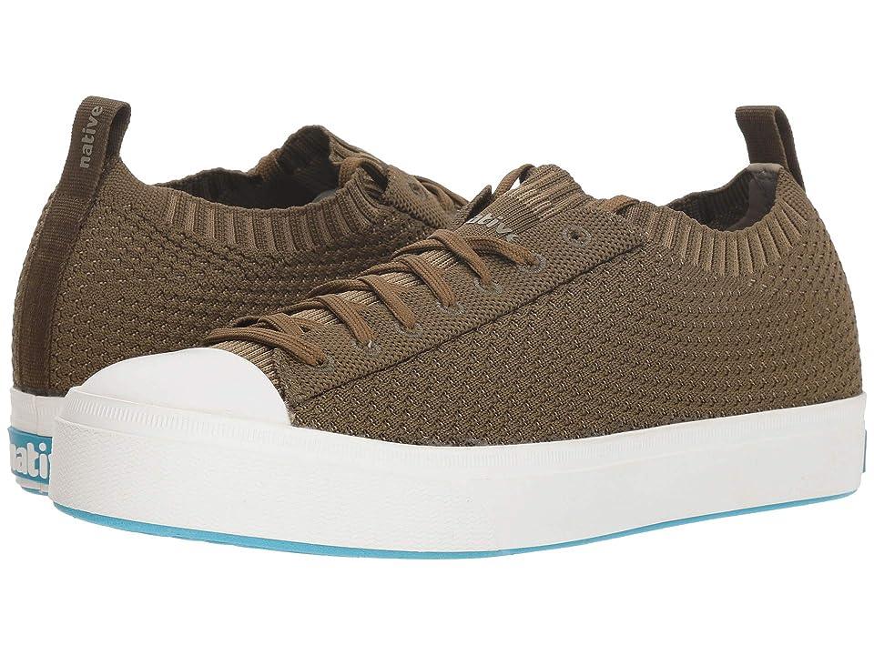 Native Shoes Jefferson 2.0 Liteknit (Utili Green/Shell White) Shoes