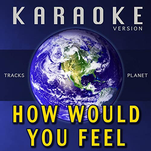 How Would You Feel (Karaoke Version) by Tracks Planet on
