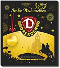 SG Dynamo Dresden Mini-Schwibbogen Logo