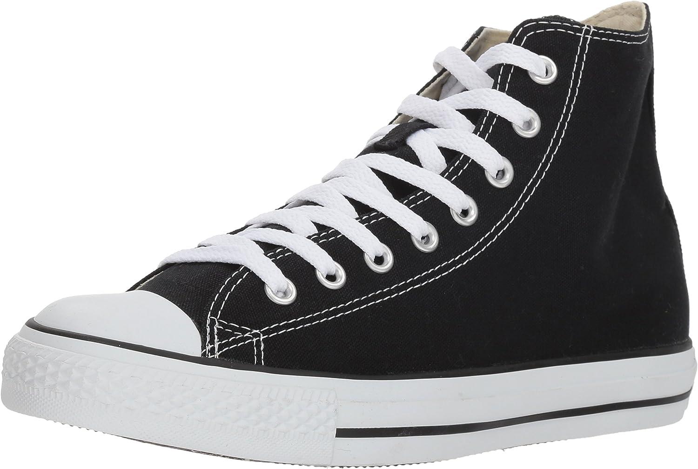 Converse Unisex Chuck Taylor All Star High Top skor skor skor svart  vit, US herrar 3.5   Woherrar 5.  senaste stilar