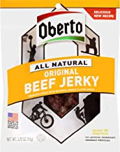 product image for Oberto All Natural Original Beef Jerky, 3.25-Ounce Bag