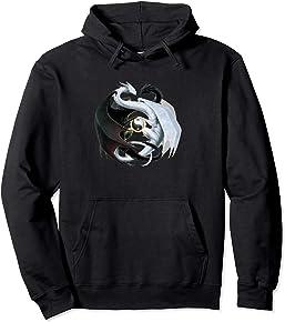 Yin & Yang Dragon Hoodie