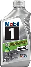 Mobil 1 121218 0W-30 ESP Motor Oil - 1 Quart