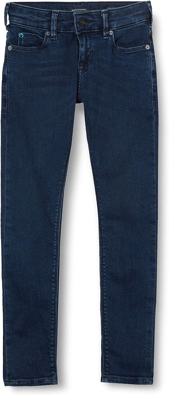 Scotch /& Soda Tack-Night Flash Jeans para Ni/ños