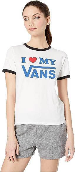 Vans Love Ringer