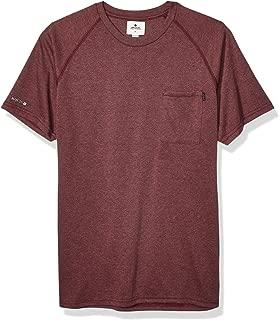 Rip Curl Mens Get It Vapor Cool Short Sleeve Short Sleeve T-Shirt