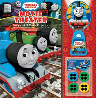 Thomas & Friends: Movie Theater Storybook & Movie Projector (1)