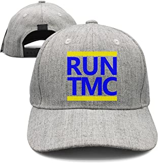 Qqppii Run_TMC_Golden_2018_Champions_Parade Printed Womens Mens Golf Caps