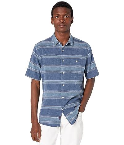 Faherty The Short Sleeve Breeze Shirt