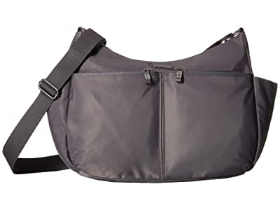 Baggallini West Village Hobo (Smoke) Handbags