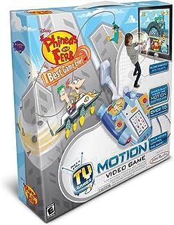 Juego de Movimiento Phineas y Ferb Motion Video Game