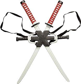 Rubie's mens Classic Deadpool Weapon Set,Black/Red,Weapon Kit