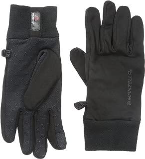 Manzella Men's Power Stretch Ultra Touch Tip Gloves